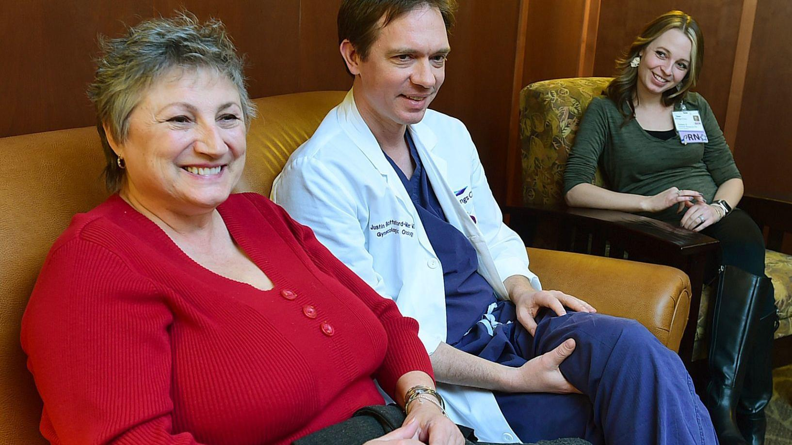 Montana cancer patient first person chosen for clinical trial