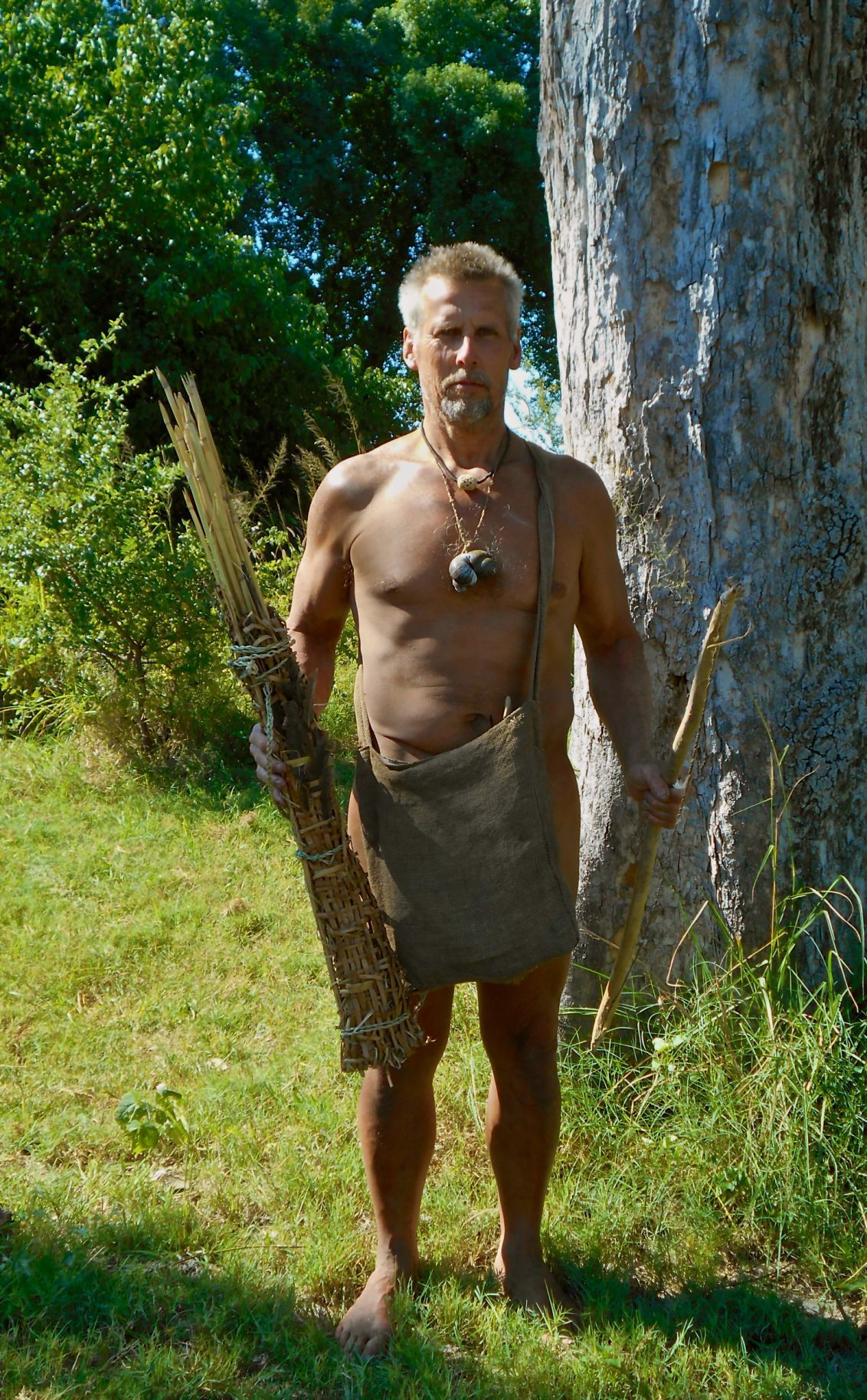 Wyoming Man Does Whatever It Takes On Naked And Afraid -3324