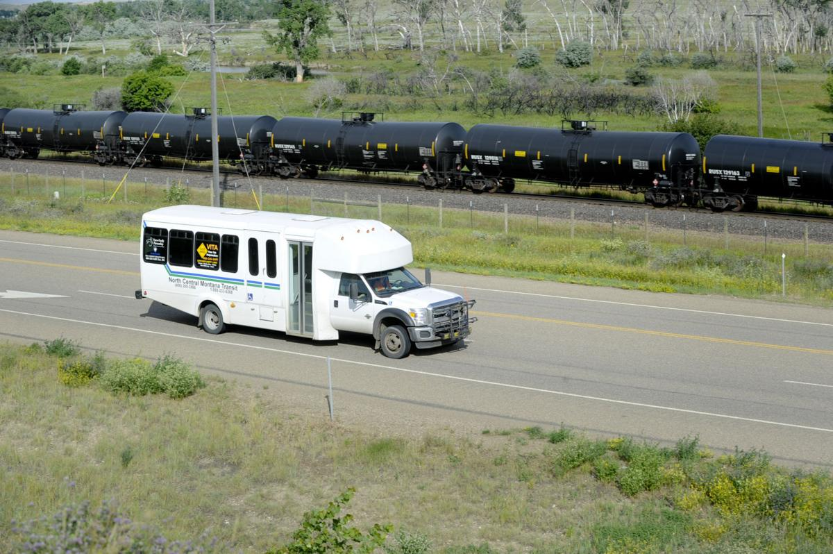 North Central Montana Transit