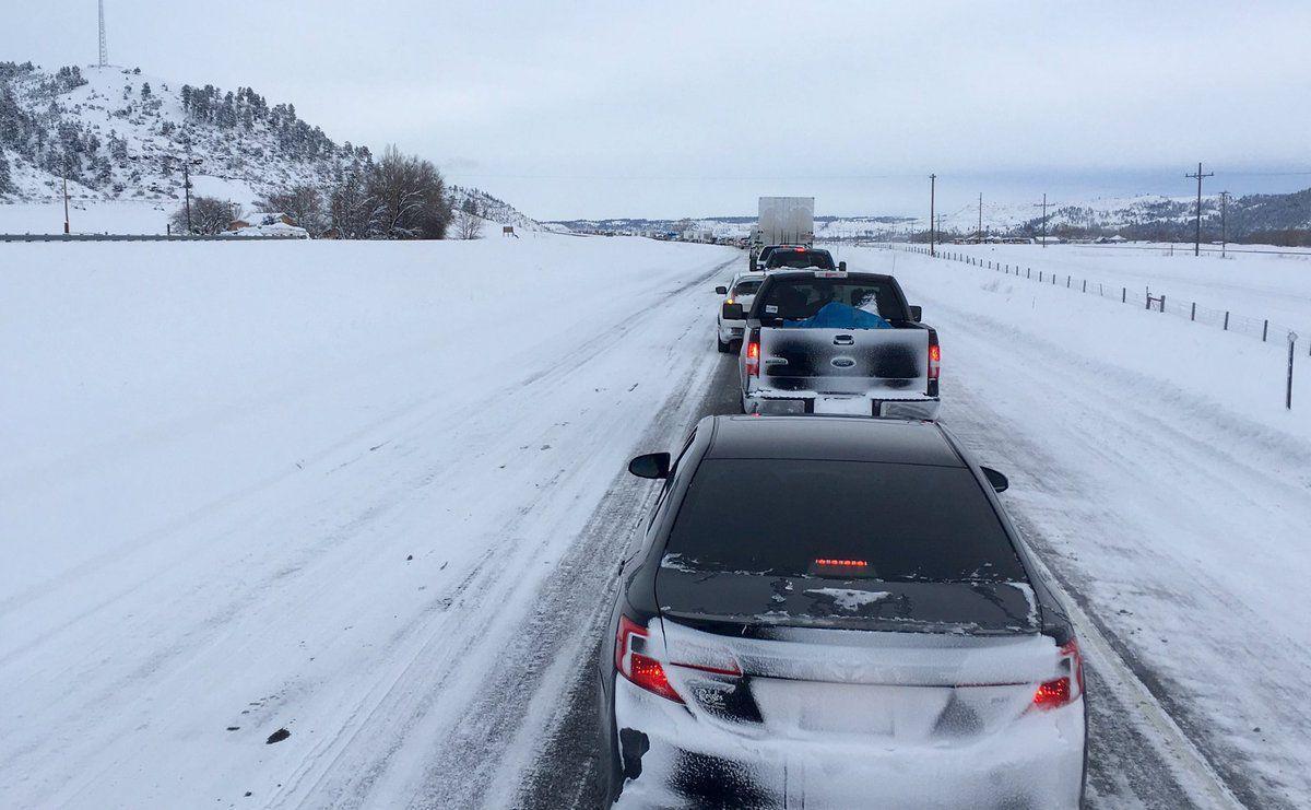 Semi crash near Columbus