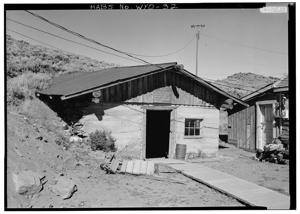 The Cave, South Pass City, Fremont County