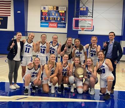 Miles CC women win Region XIII title