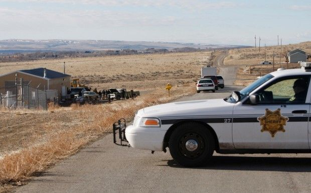 The Yellowstone County Sheriff's Department