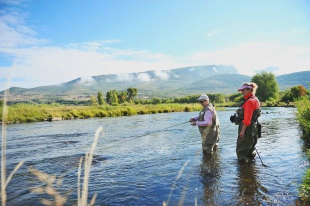 Event to raise money for fly fishing trips for breast for Chicago fly fishing outfitters