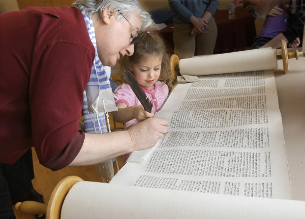 Neil Yerman Torah repair