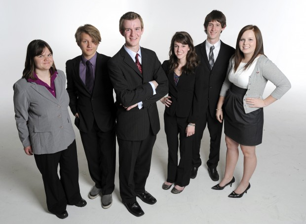 National Forensic League finalists