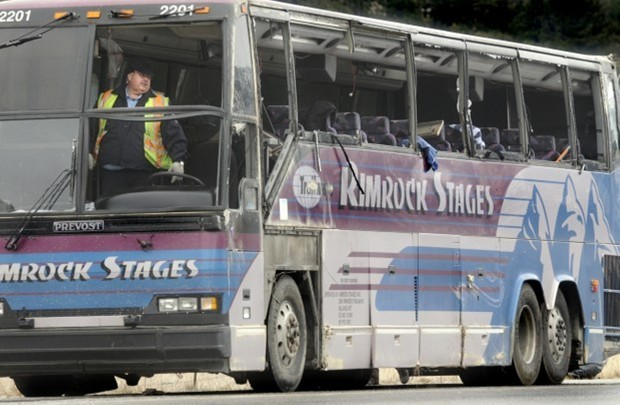 Rimrock Stages bus