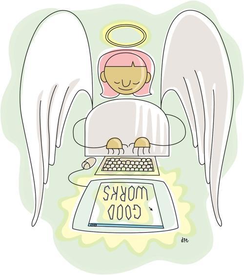 Volunteer angels