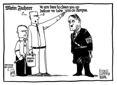 White nationalist Nazis