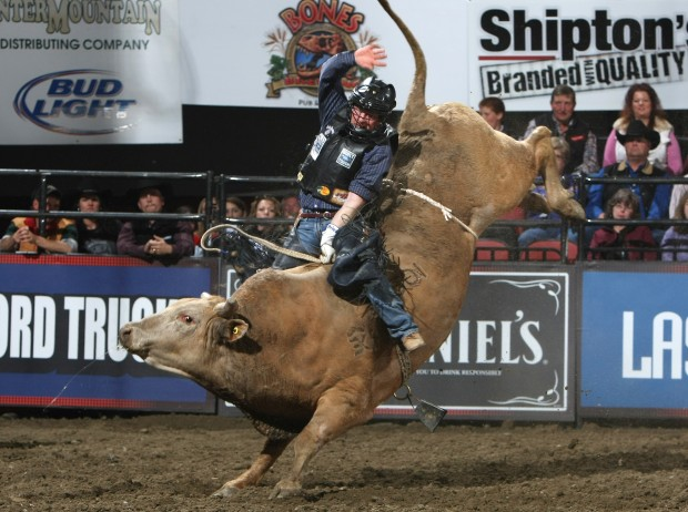 Louisiana Cowboy Scores 88 25 To Win First Round Of Pbr