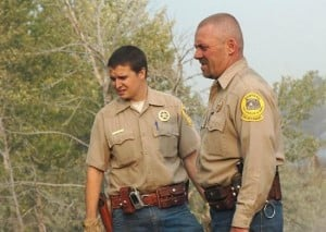 Wardens Save Bears From Fire Montana News