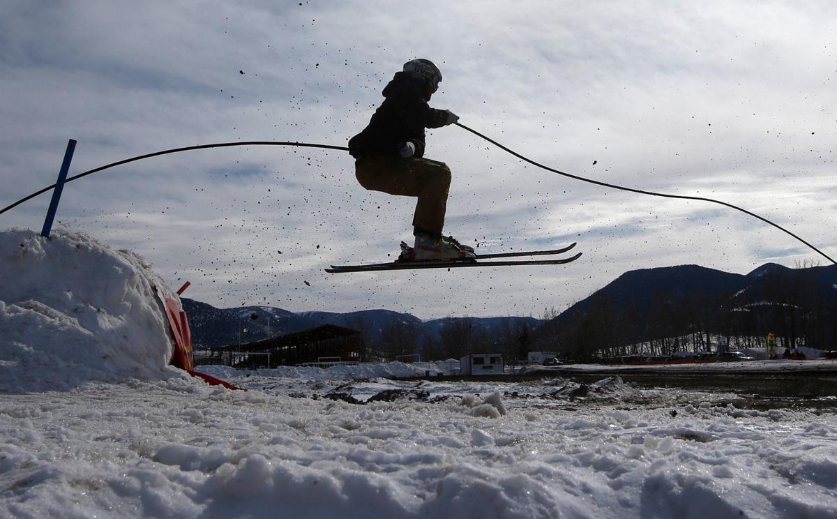 Ski-Joring Races 2018