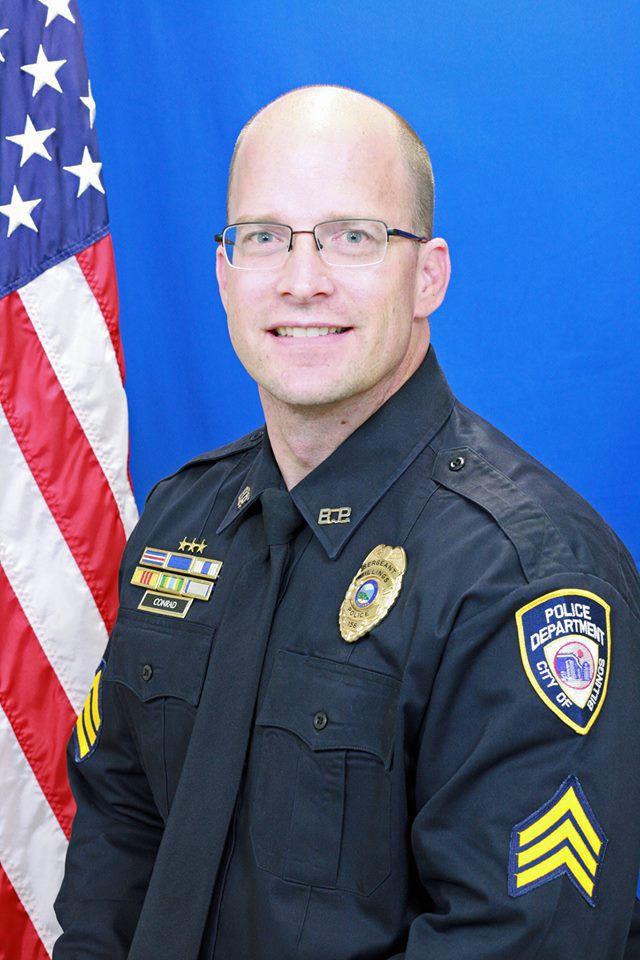 Sgt. Scott Conrad