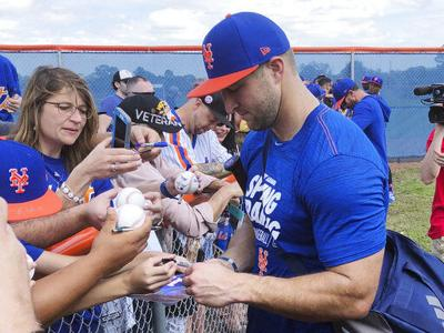 Game changer: Tebow enters Mets camp 'all in' on baseball