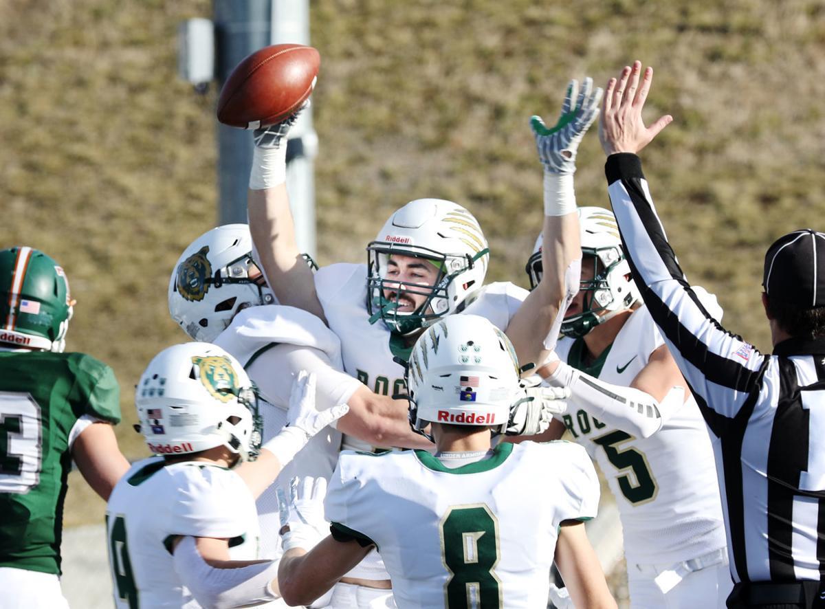 Rocky Mountain College Football Storms Past No 23 Montana Tech 38 23 In Season Finale Rocky Mountain College Battlin Bears Billingsgazette Com
