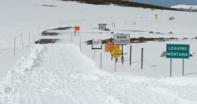 Clearing the Beartooth Pass