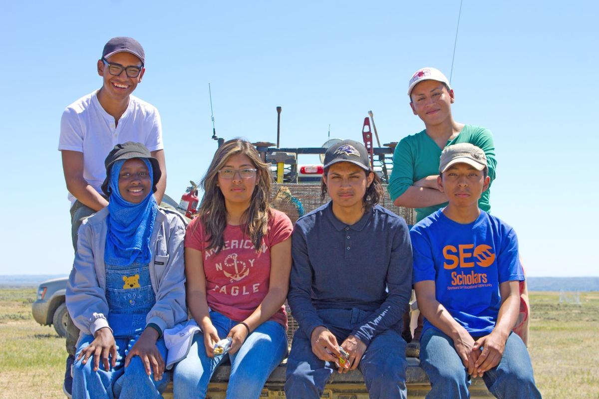 The SEO crew