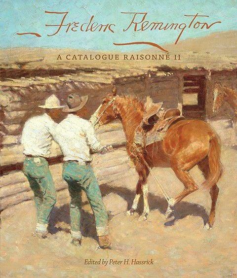 Remington book cover