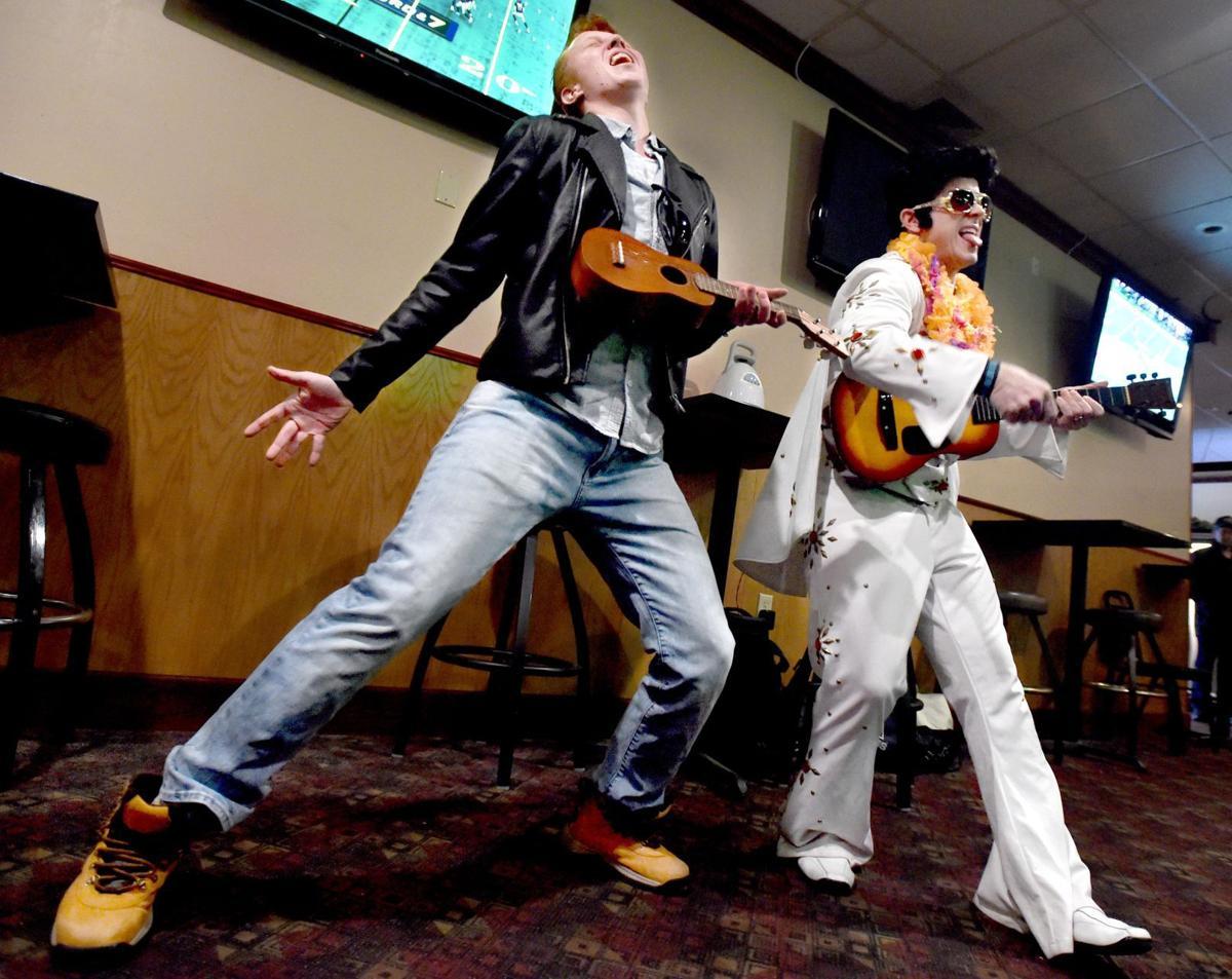 Brock and Elvis