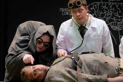 'Young Frankenstein'
