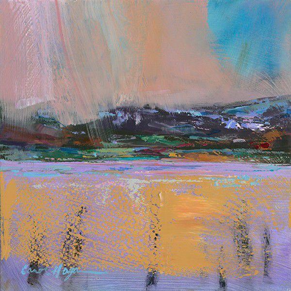 'Summer Rainstorm,' by Carol Hagan