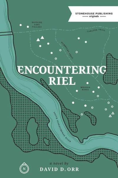 "High Plains Book Awards Finalist: ""Encountering Riel"""