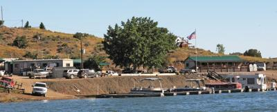Hell Creek Marina