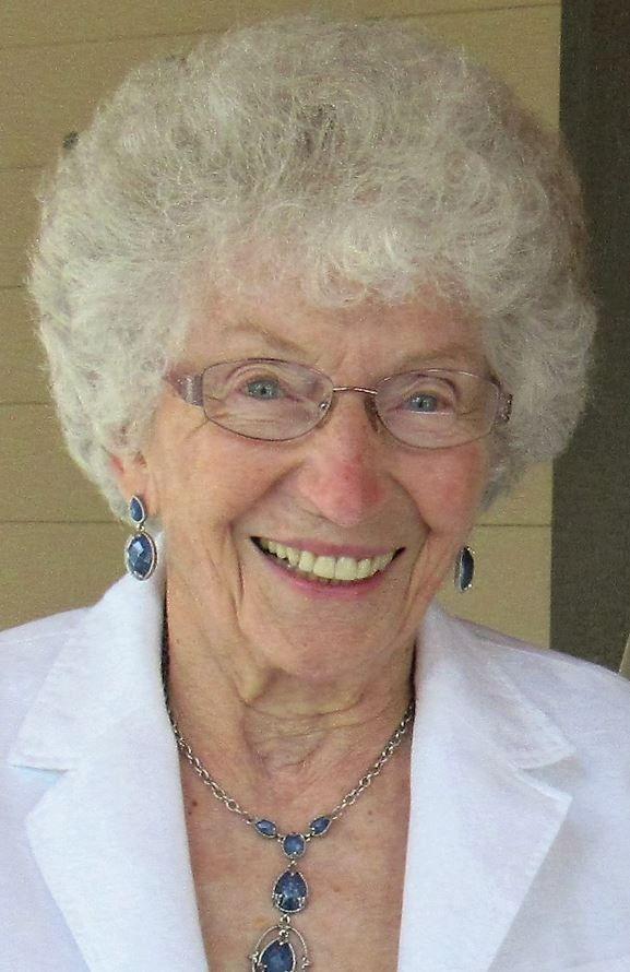 Shirley Ann (Berg) Harr