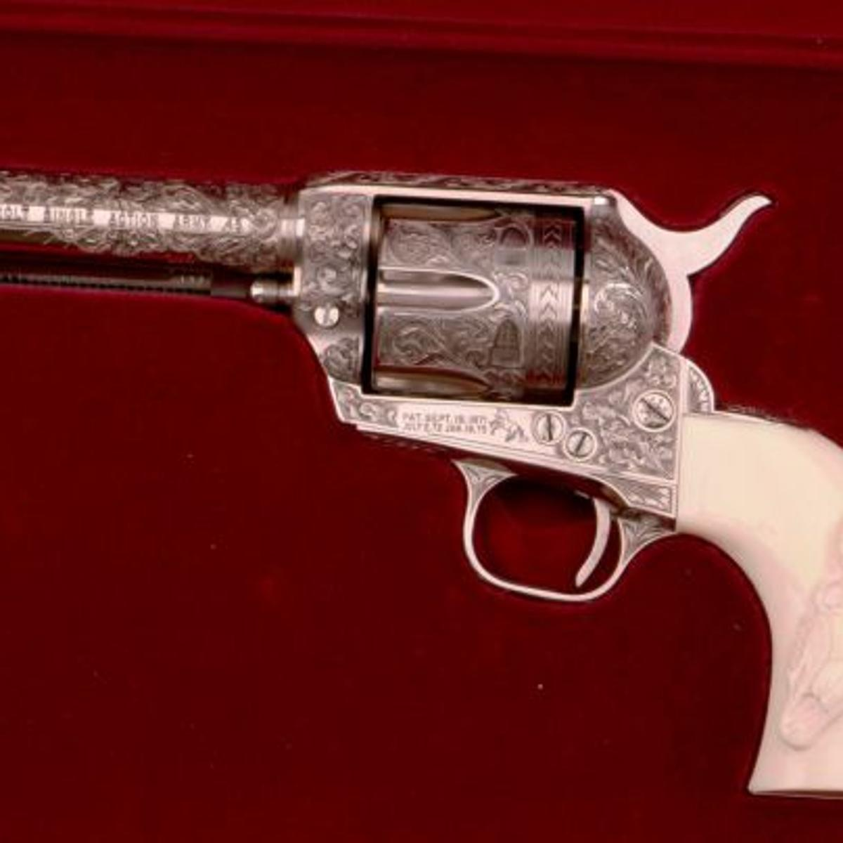 Buffalo Bill museum acquires Lone Ranger's pistol | Wyoming News