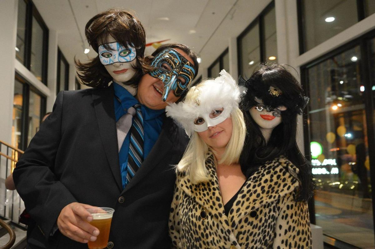 YAM Masquerade Party