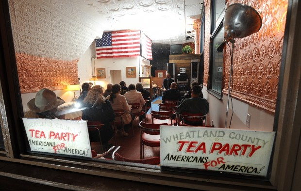 Wheatland County Tea Party