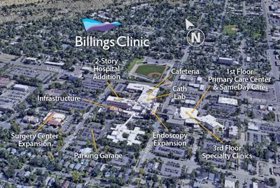 Billings Clinic plans