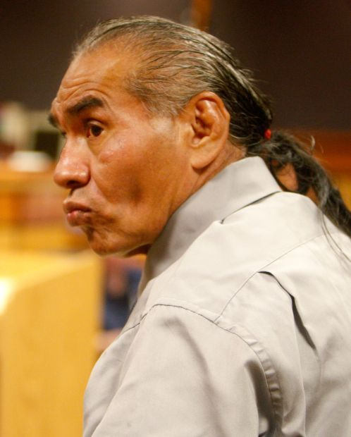 Edwin Cuch appears in District Court