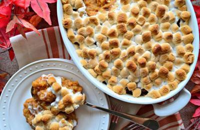 Recipe of the Day: Sweet Potato Casserole
