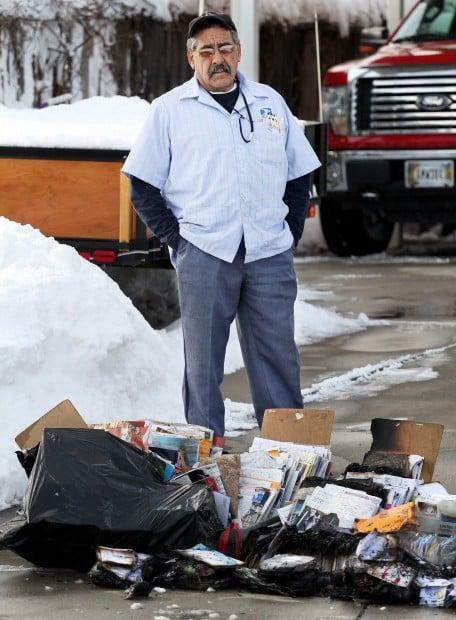 Mailman Jesse Slevira
