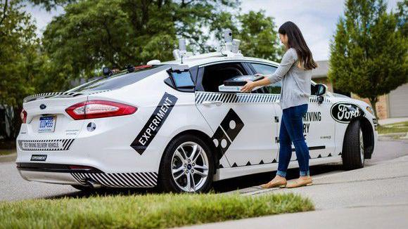 The Technology Arms Race Continues for Detroit Automakers