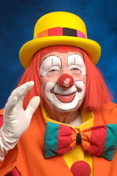 Creeky the Clown