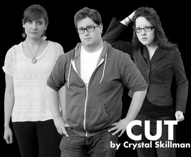 'Cut,' by Crystal Skillman