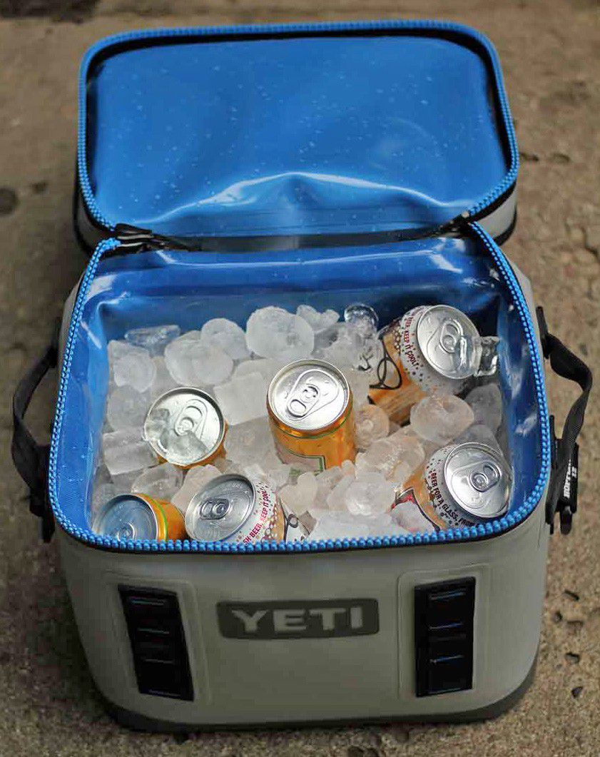 Gear Junkie Yeti Designs Soft Sided Cooler Made Of Raft