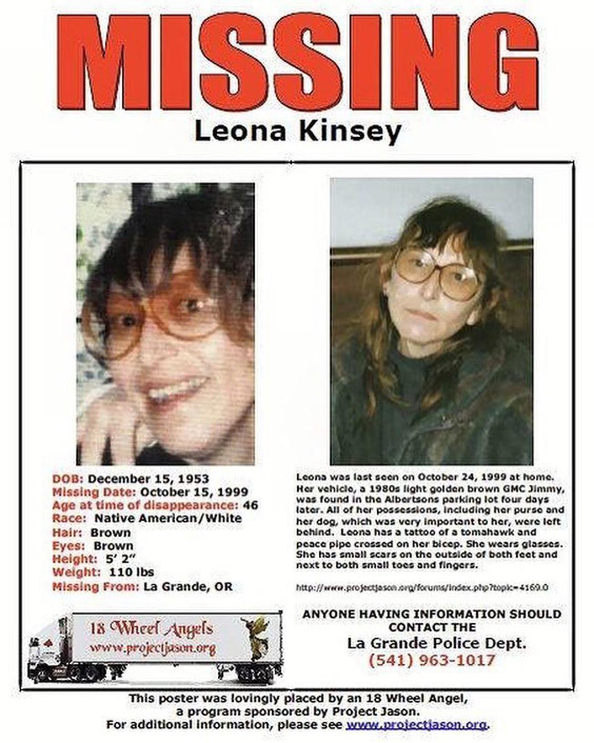 Leona Kinsey