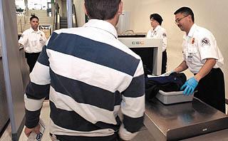 Billings airport to reduce security screeners