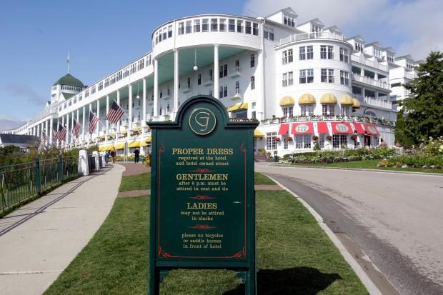 Mackinac Island Offers Victorian Charm In Modern Era Lifestyles Billingsgazette Com