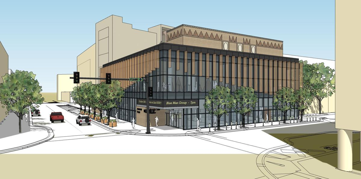 Alberta Bair Theater plans