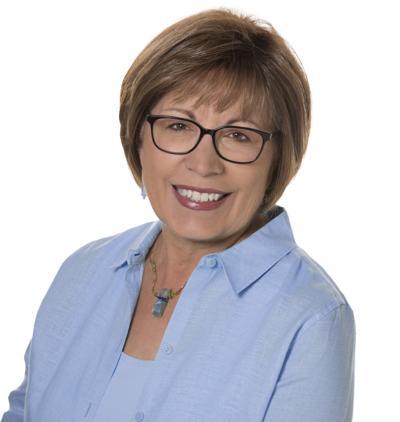 Pam Purinton, Ward 4 councilwoman elect