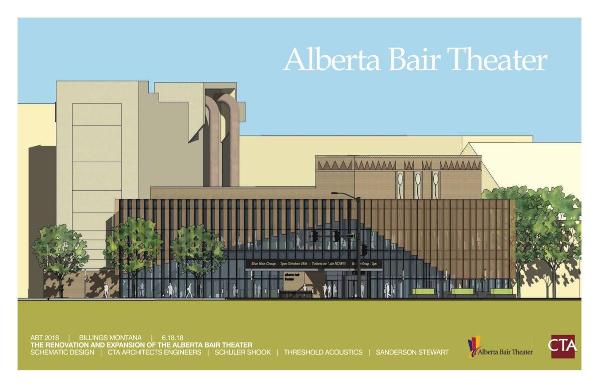 Alberta Bair Theater Renovation And Expansion Billingsgazettecom - Abt home theater