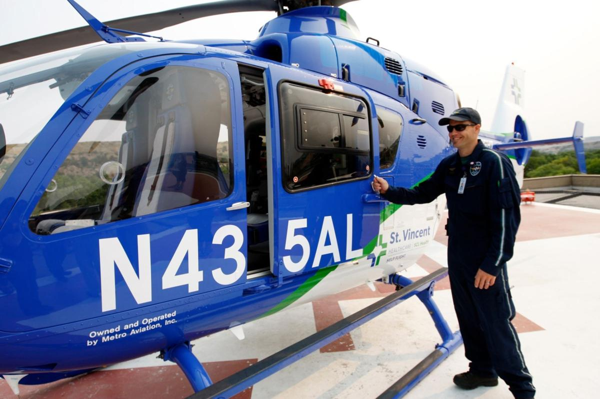 st vincent gets new help flight helicopter