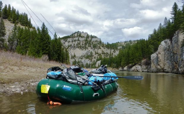 Smith river floaters can check drawing results outdoors for Montana fish wildlife and parks drawing results