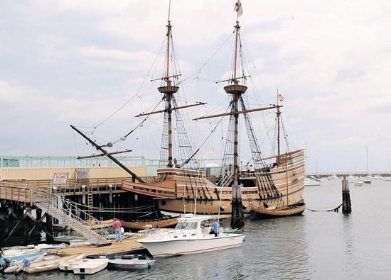 History comes to life in Plymouth