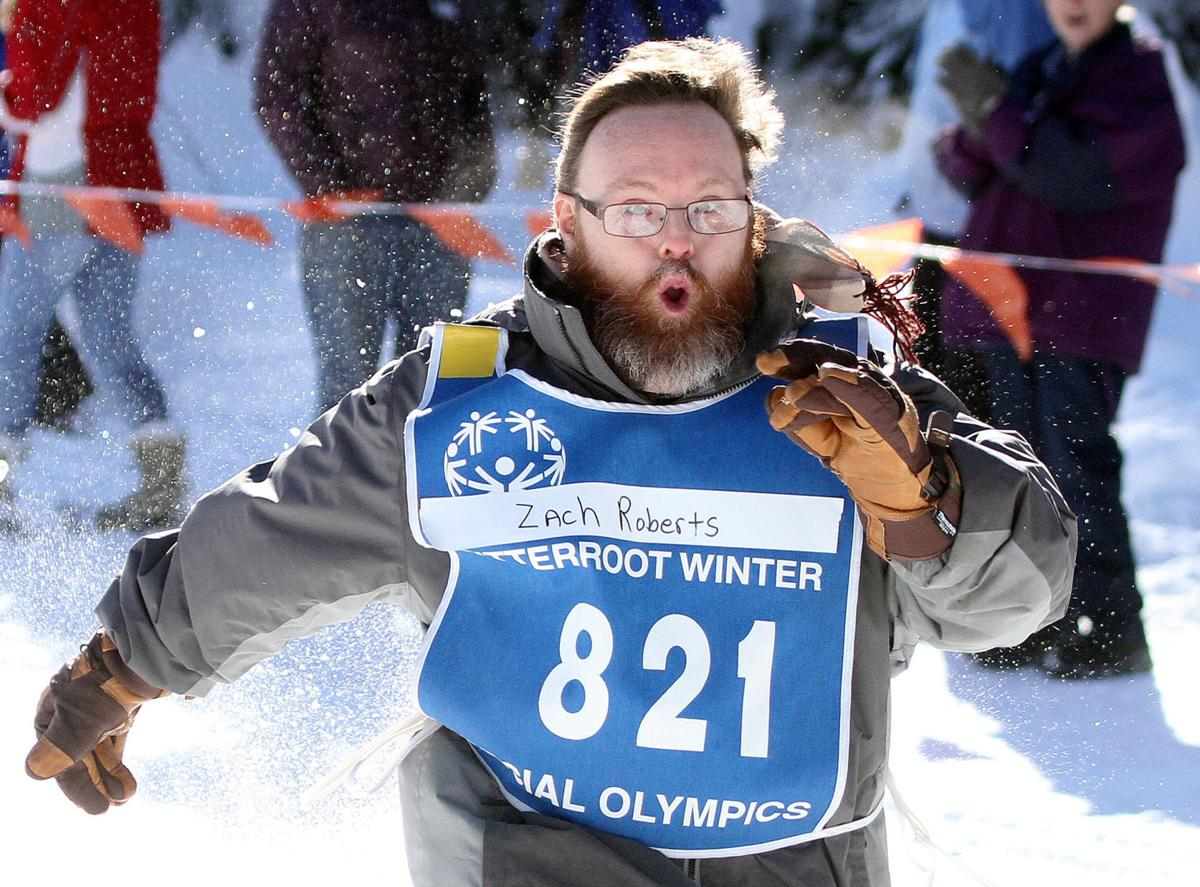 Bitterroot Winter Special Olympics