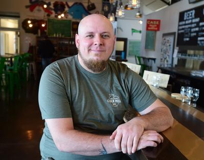38cf896da01a Kevin Cole is the new chef at Last Chance Cider Mill and Pub. He begins  April 1, and will focus on helping the business craft an updated menu, to be  ...